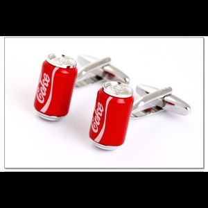 Other - Coke Cufflinks